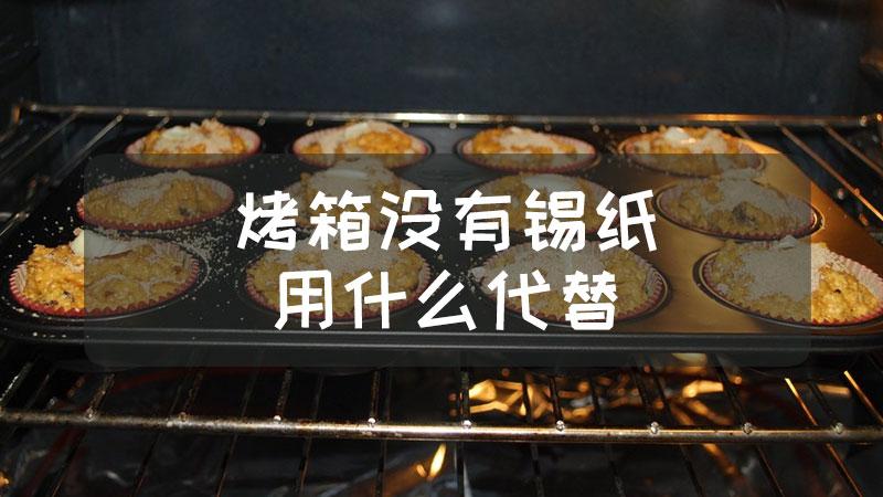 烤箱没有锡纸用什么代替